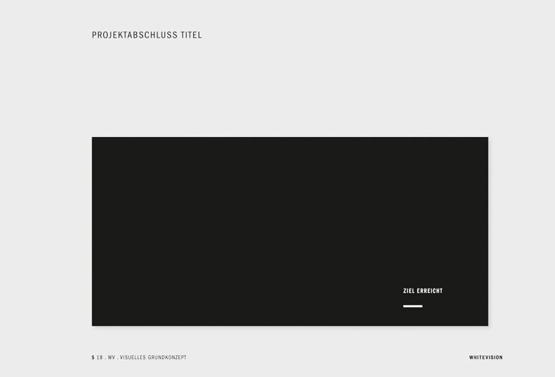 whitevision projektabschluss