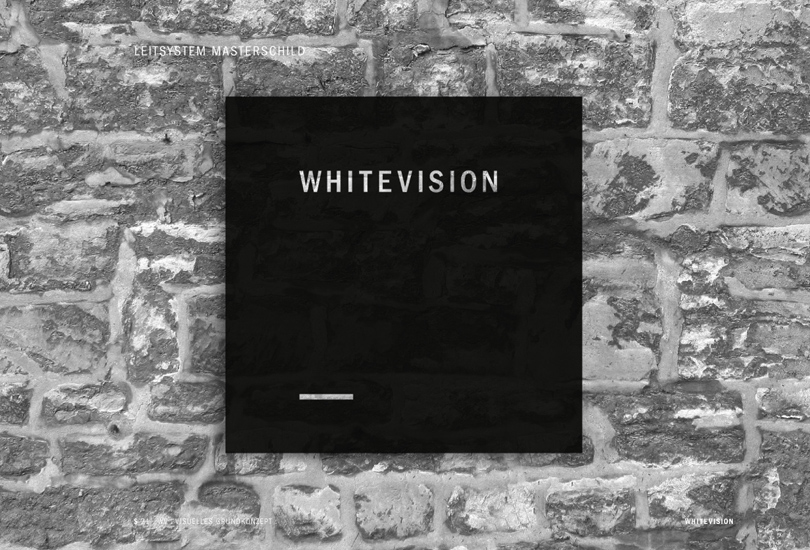 whitevision sign