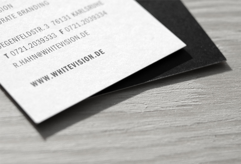 whitevision business card detail 1
