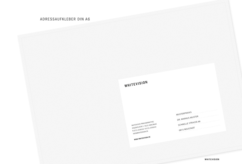 whitevision envelope
