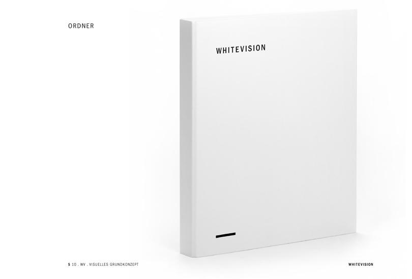 whitevision ordner