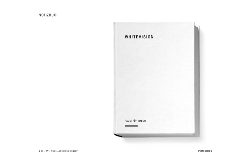 whitevision book