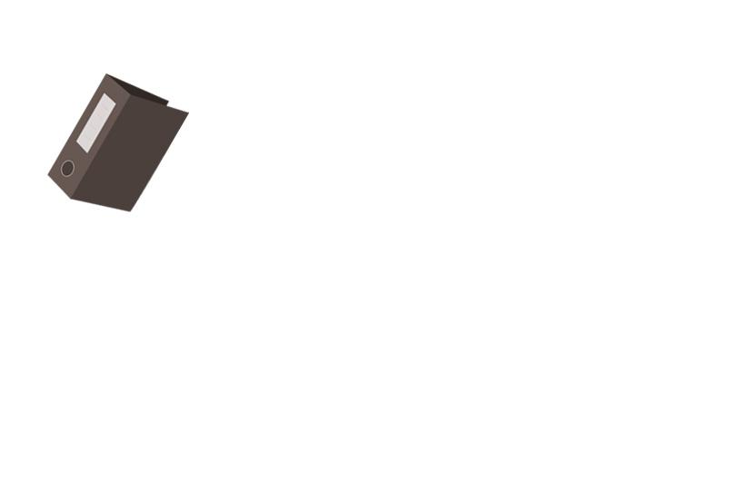 illustration of a file register