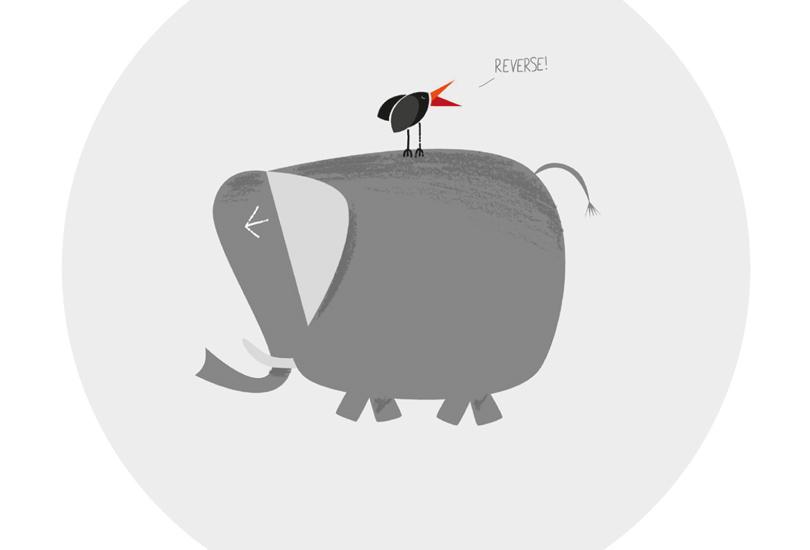illustration elephant