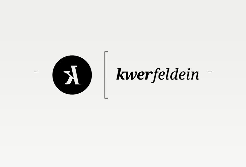 logo of kwerfeldein