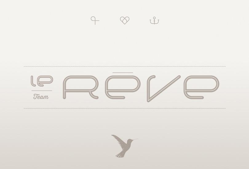 logodesign for le reve